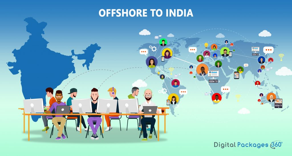 Offshore to India